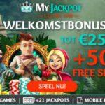 myjackpotcasino bonussen