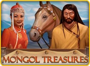 Mongol Treasures videoslot