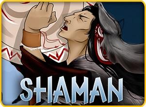 Shaman videoslot