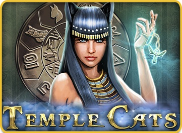 Temple Cats video slot