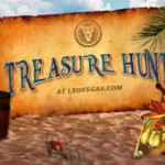 Treasure Hunt bij LeoVegas