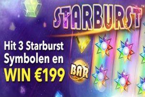 Extra bonus bij Klaver Casino