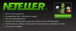 Veilig betalen 888.com: Neteller gebruiken voor je casino bonus