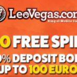 LeoVegas bonus weer groter!