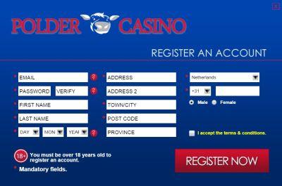 online casino account aanmaken